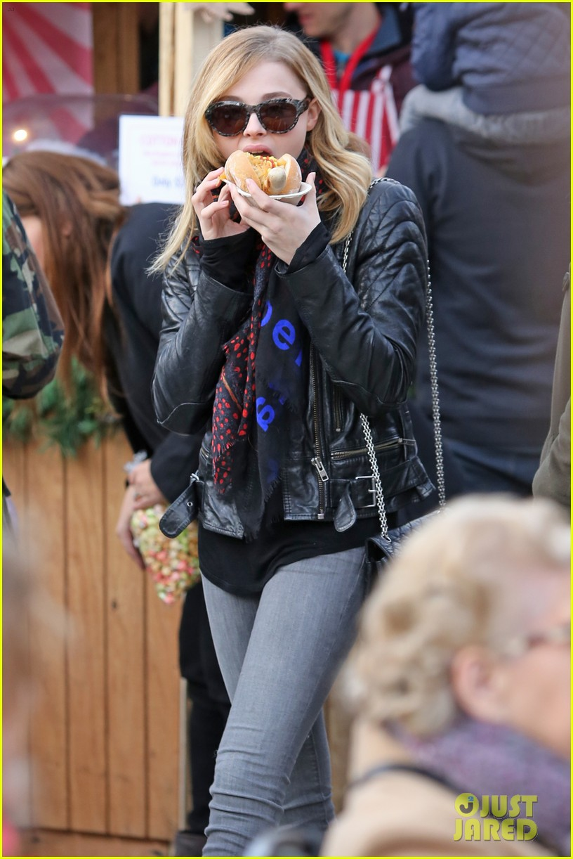 chloe moretz family time after if i stay filming 082999970
