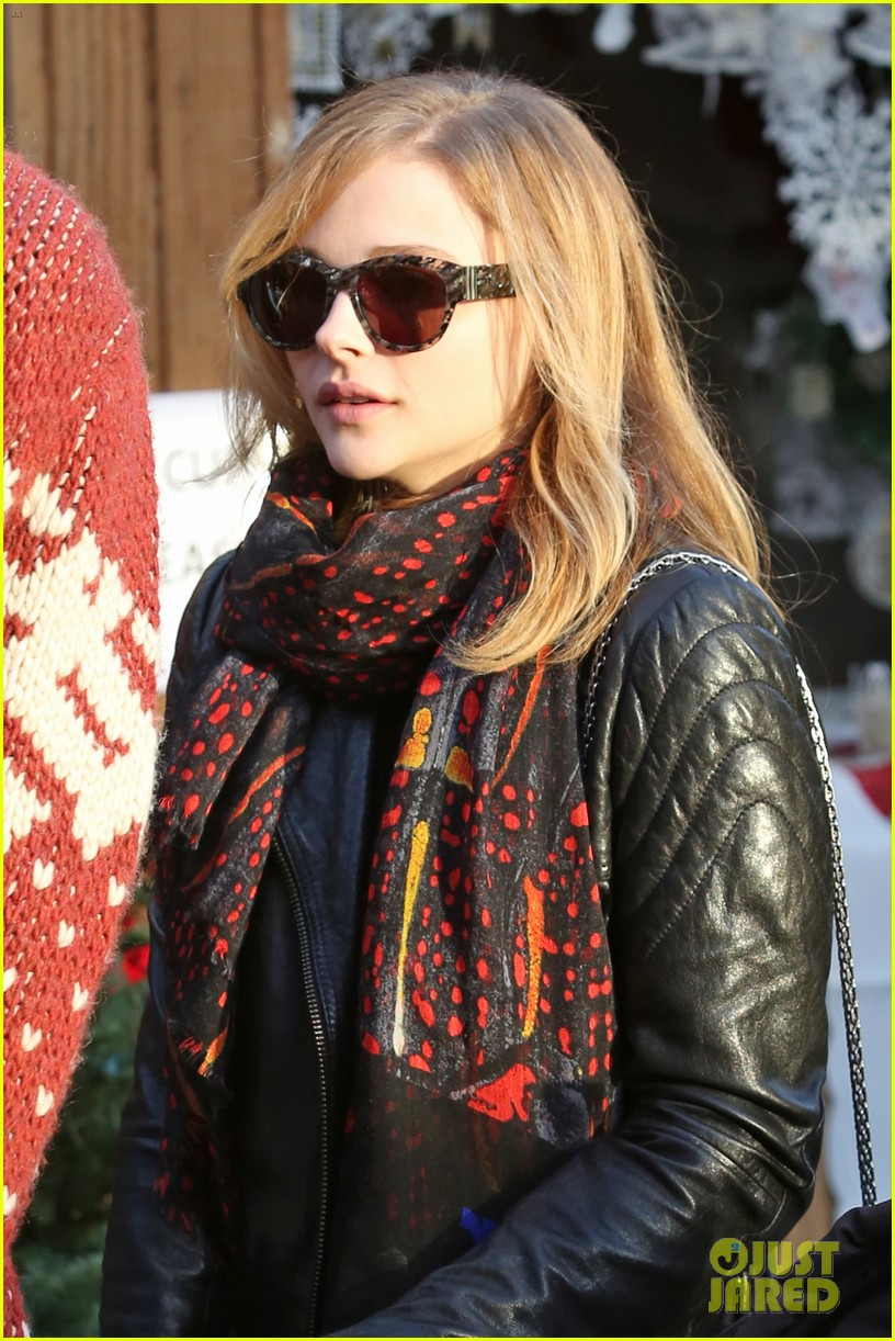 chloe moretz family time after if i stay filming 112999973
