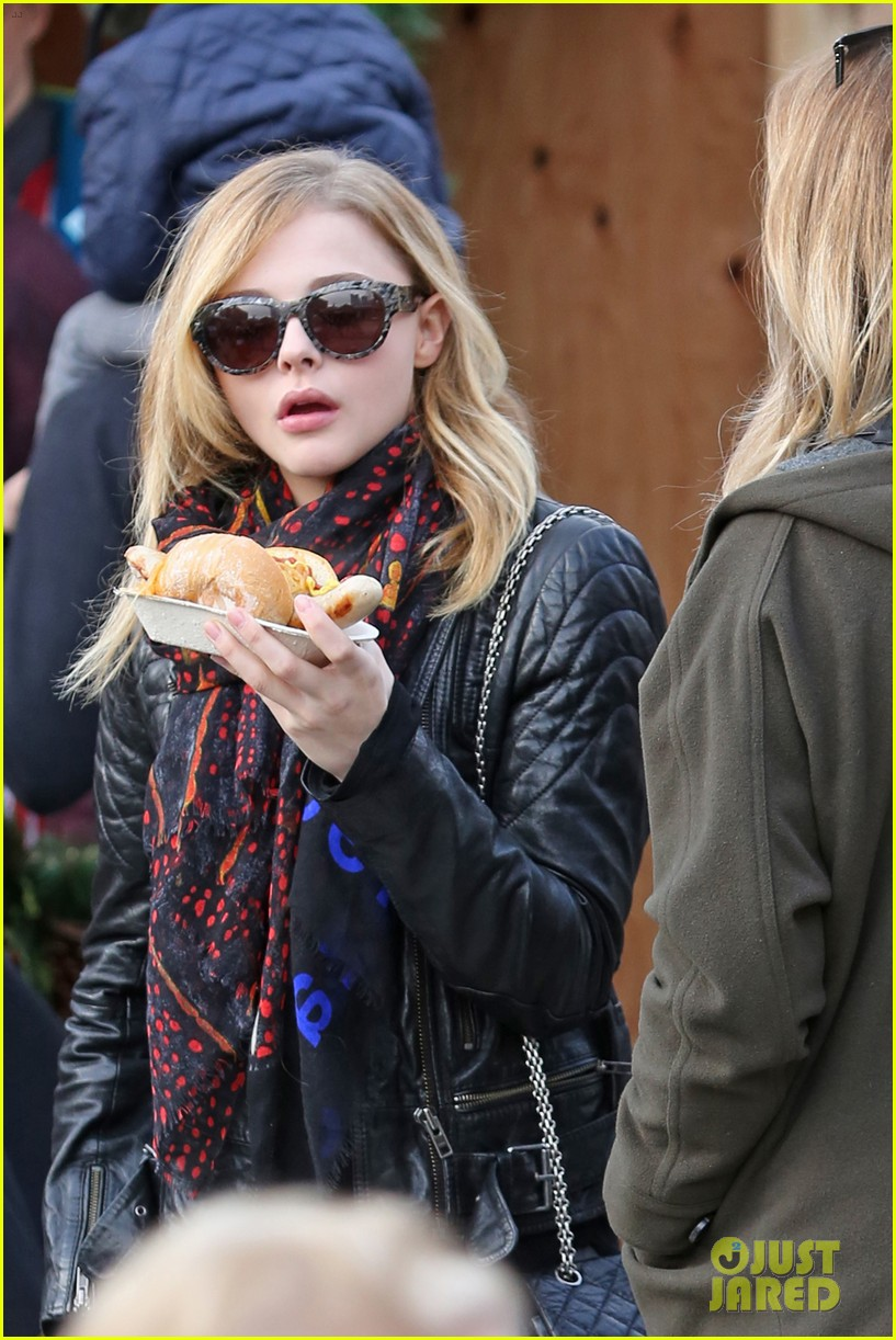 chloe moretz family time after if i stay filming 232999985