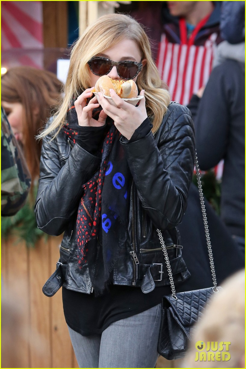 chloe moretz family time after if i stay filming 242999986