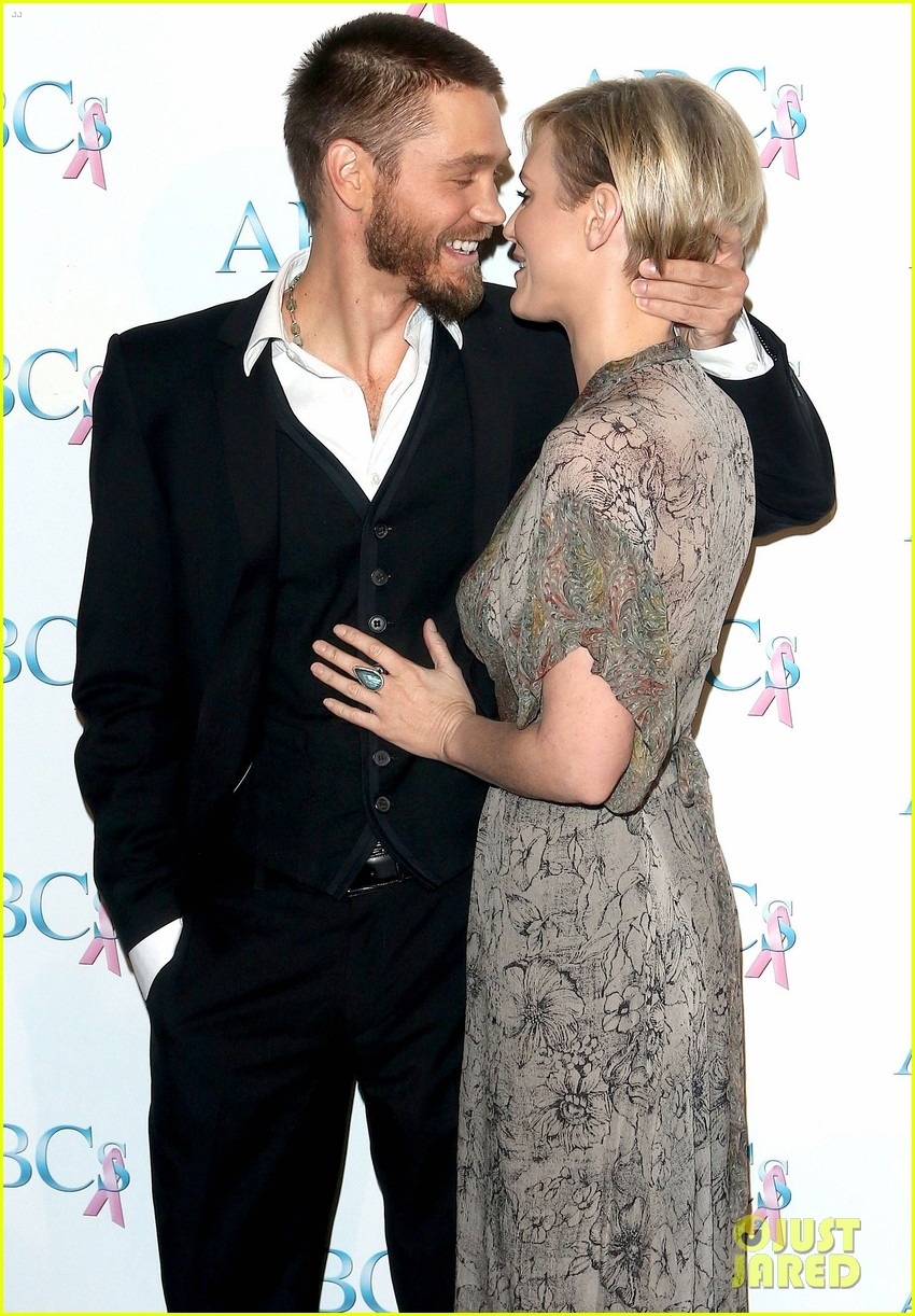 chad michael murray nicky whelan talk of the town gala 2013 012998848