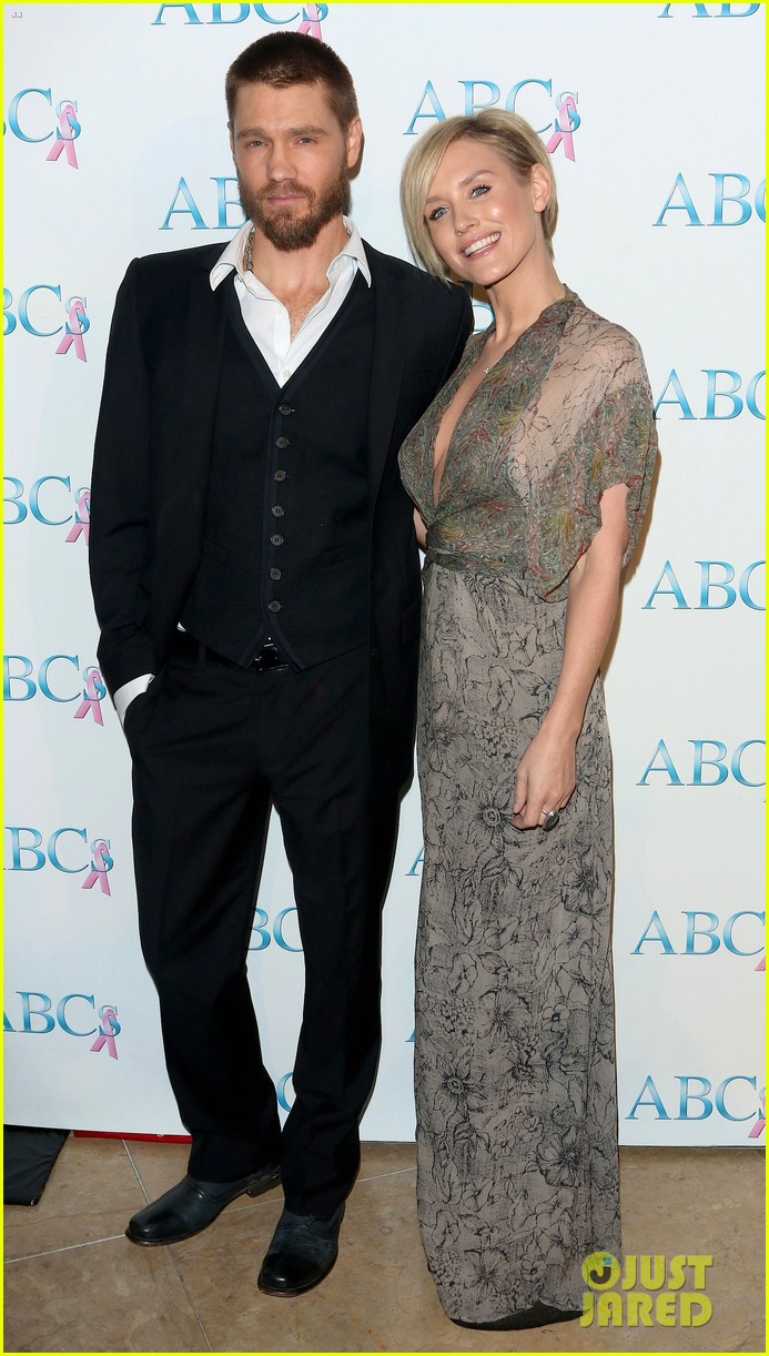 chad michael murray nicky whelan talk of the town gala 2013 032998850