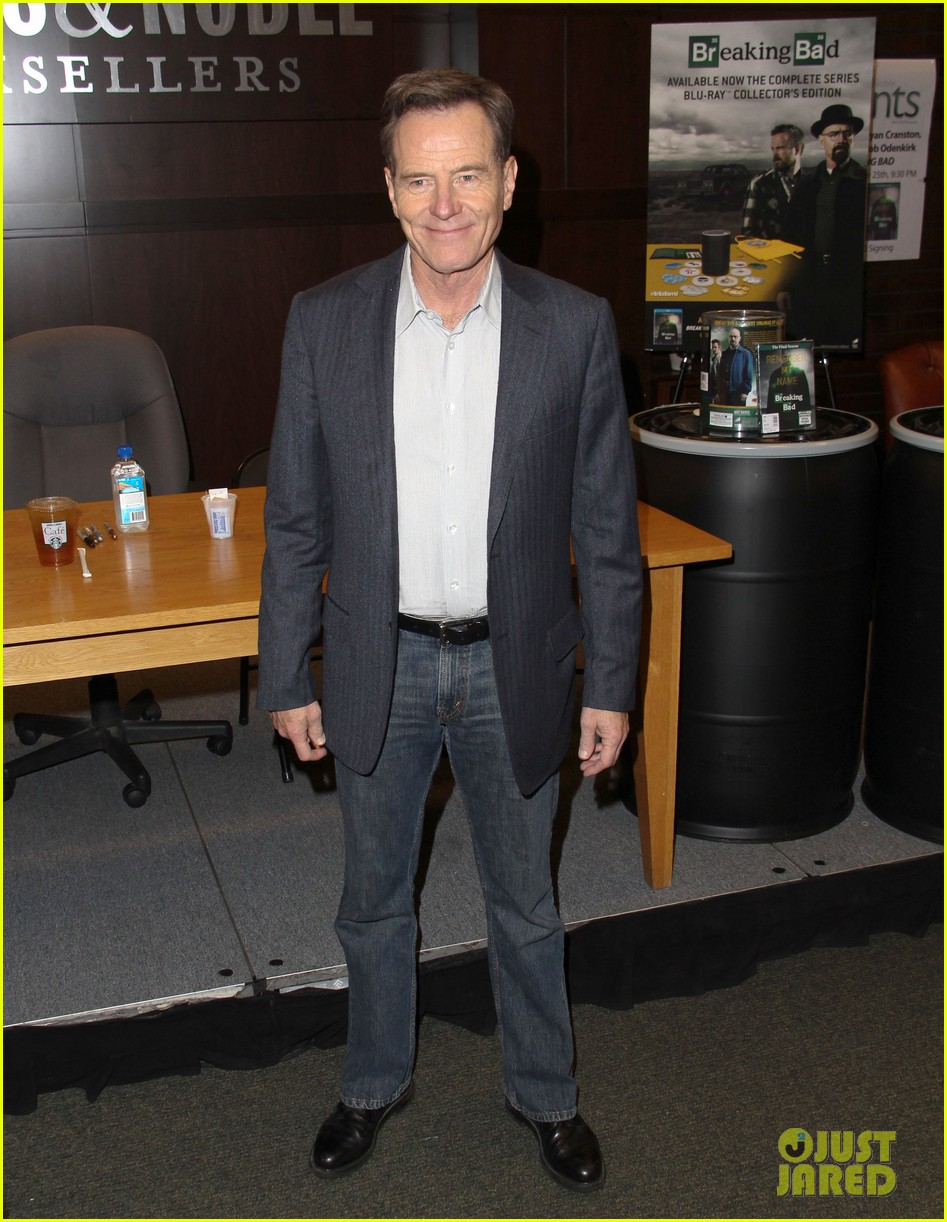 bryan cranston breaking bad dvd signing 03