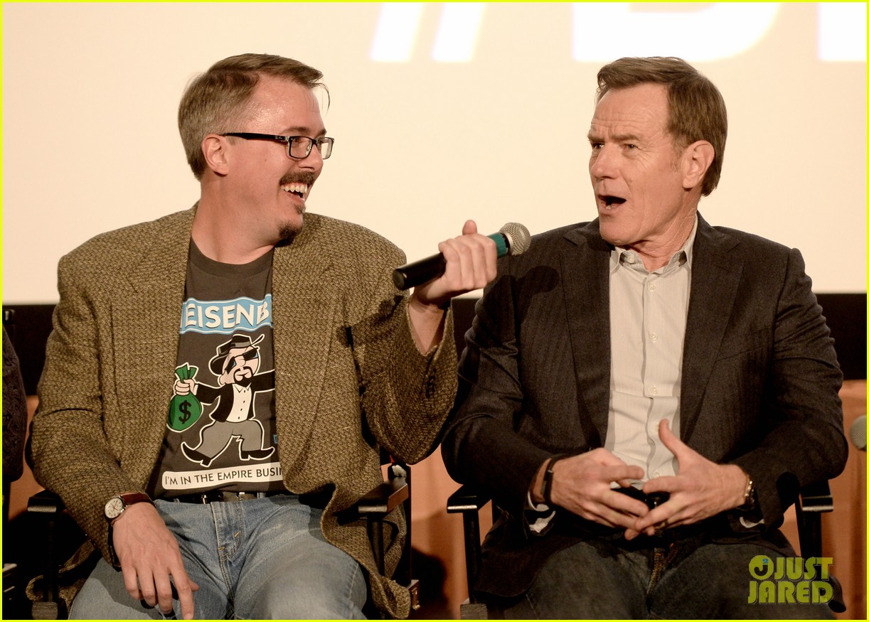 bryan cranston breaking bad dvd signing 21