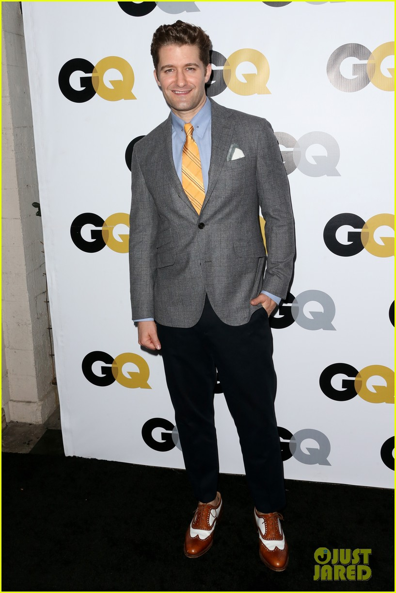 chace crawford matthew morrison gq men of the year party 12
