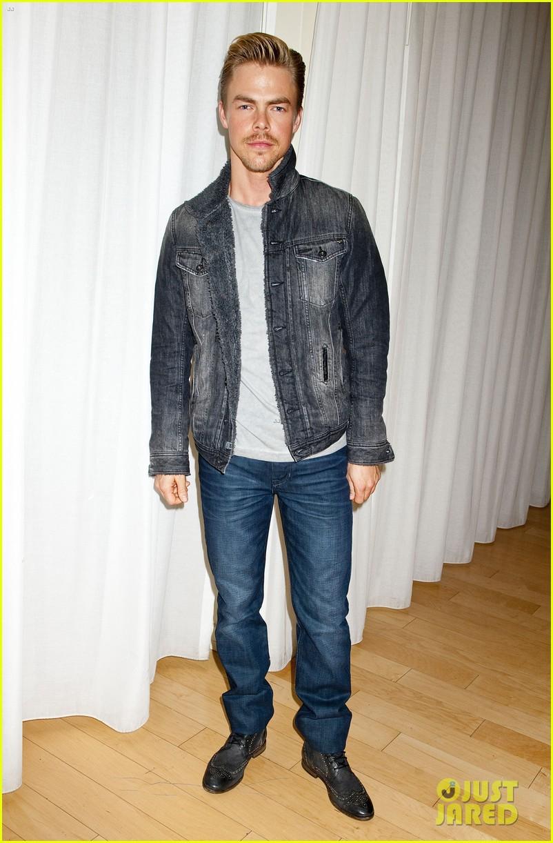 darren criss michael b jordan blue jeans go green party 142987396