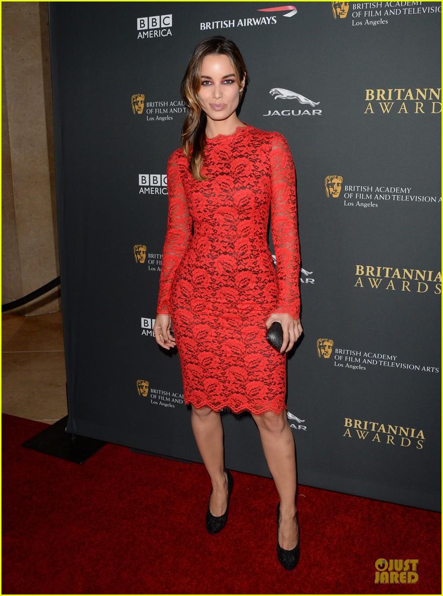 benedict cumberbatch alice eve bafta britanna awards 2013 red carpet 072989417