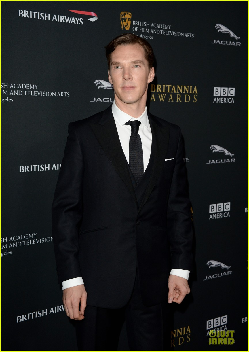 benedict cumberbatch alice eve bafta britanna awards 2013 red carpet 122989422