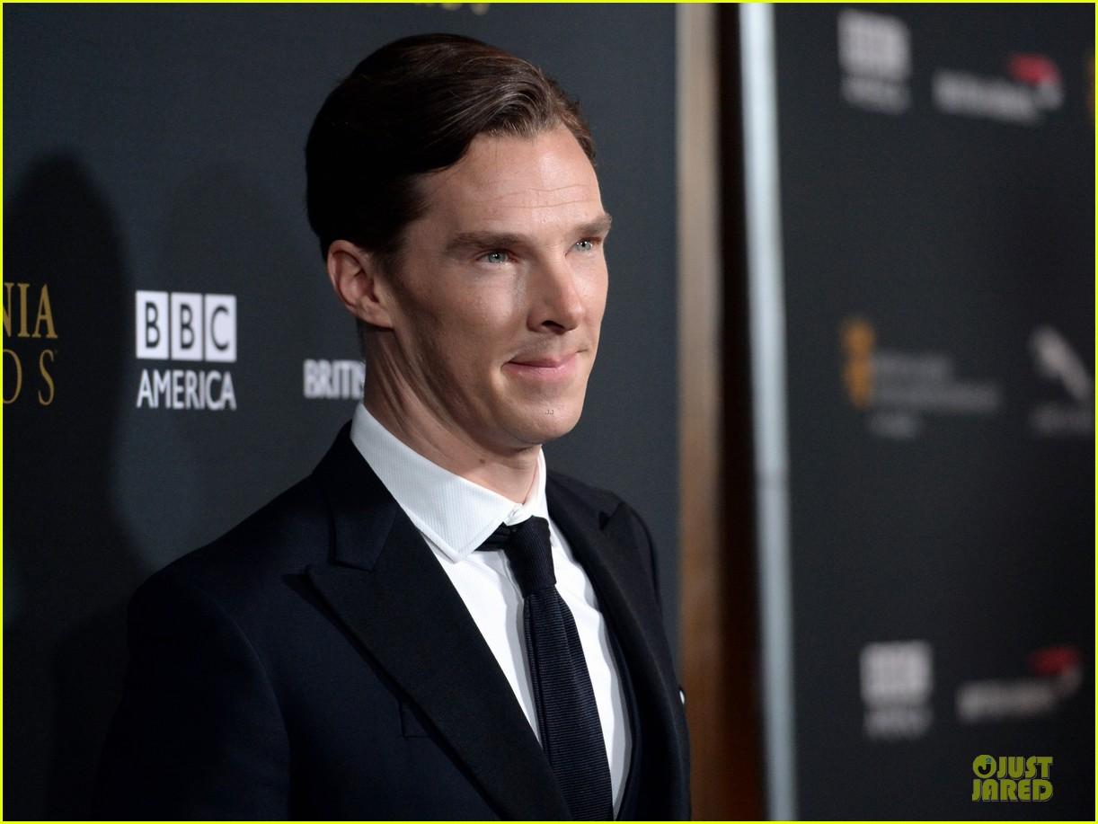 benedict cumberbatch alice eve bafta britanna awards 2013 red carpet 162989426