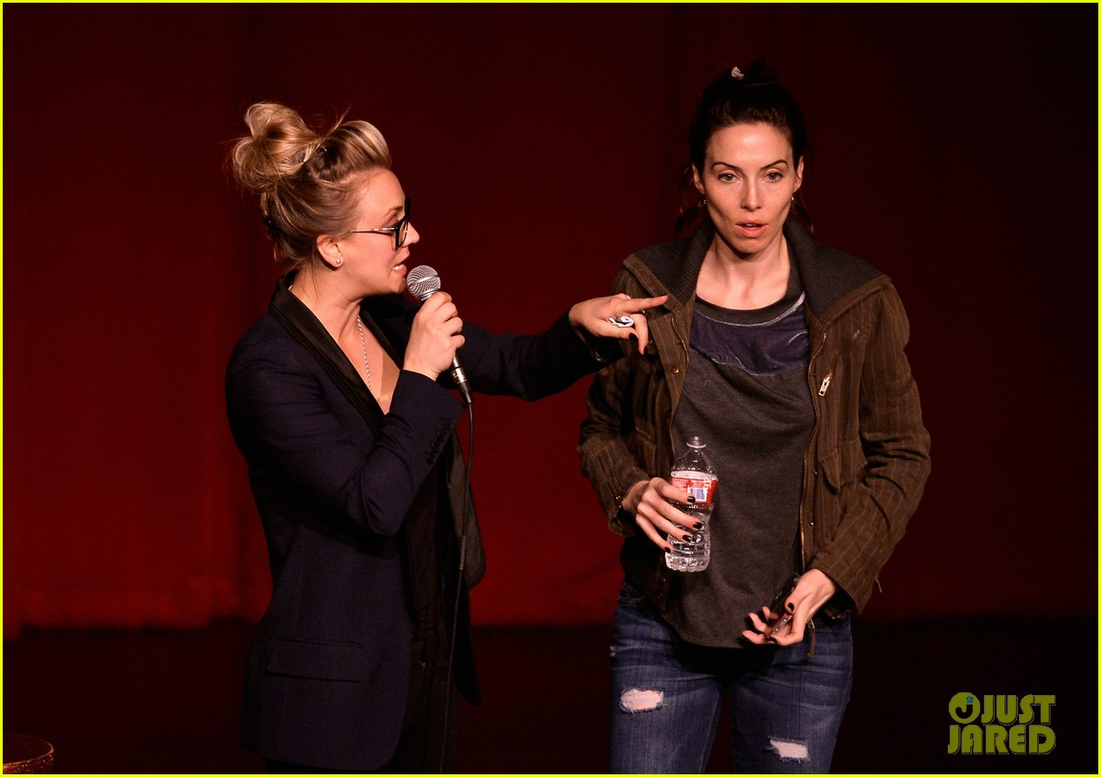 kaley cuoco ryan sweeting stand up for pits 052985948