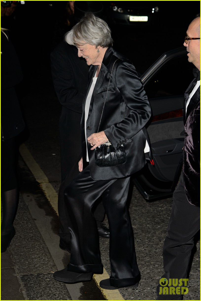 damian lewis maggie smith evening standard theatre awards 2013 012994925