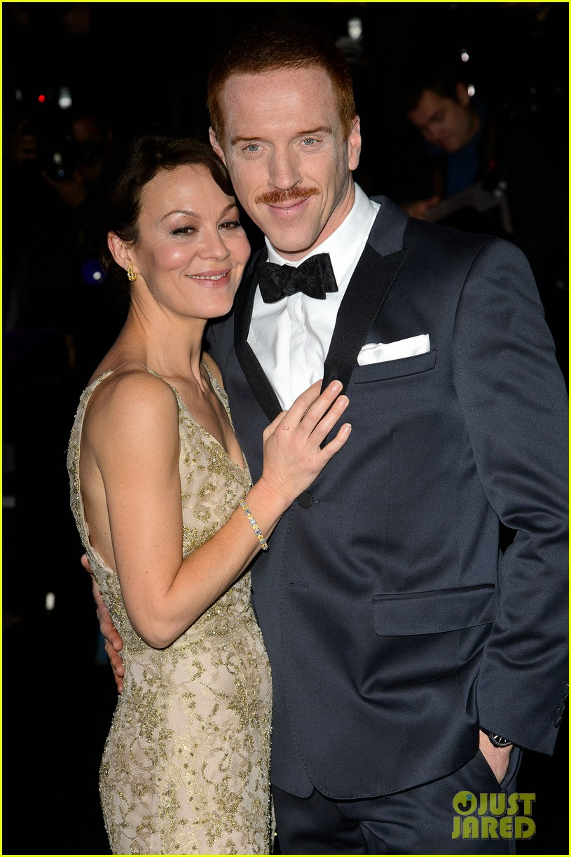 damian lewis maggie smith evening standard theatre awards 2013 042994928