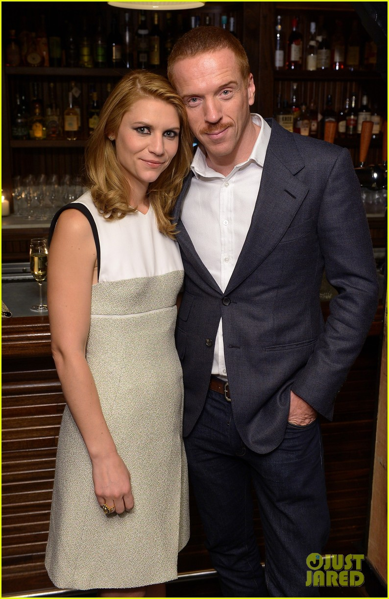 claire danes damian lewis homeland nyc screening 032993186