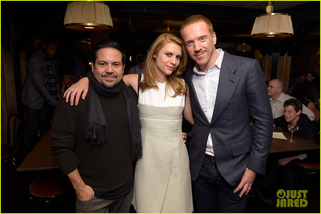 claire danes damian lewis homeland nyc screening 052993188