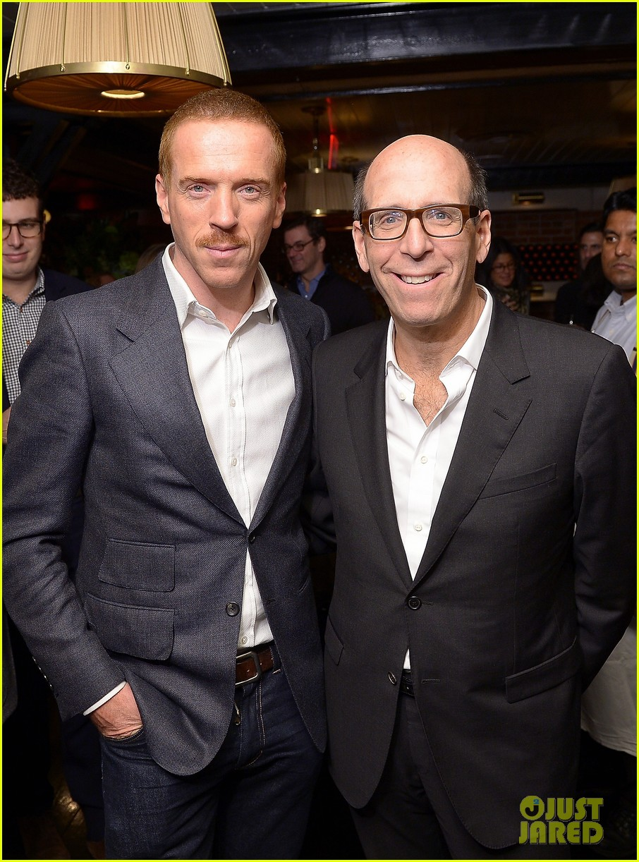 claire danes damian lewis homeland nyc screening 062993189