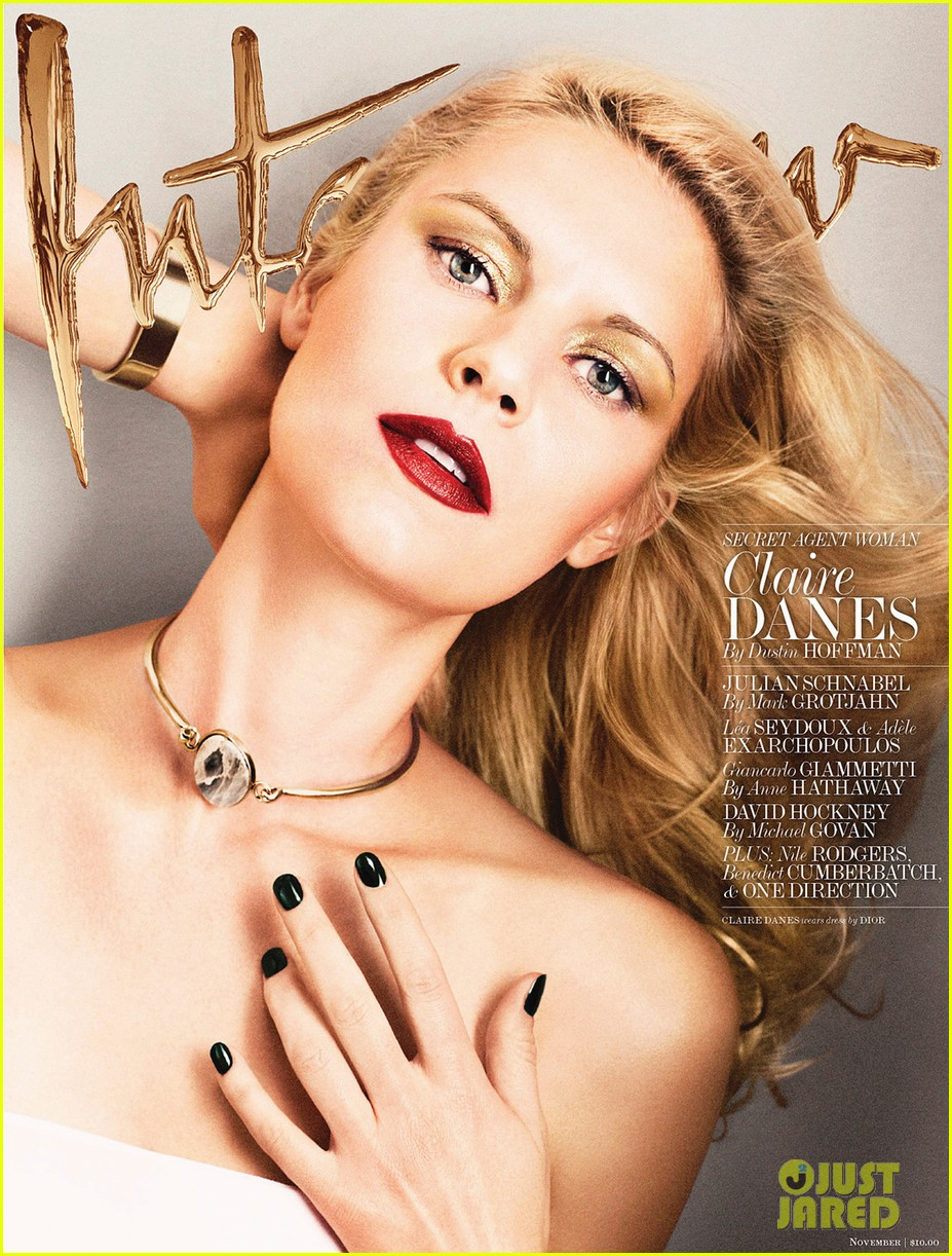 claire danes poses topless for interviews latest issue 012986004