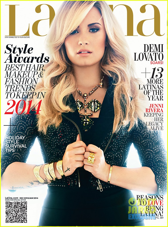 demi lovato covers latina magazine 01