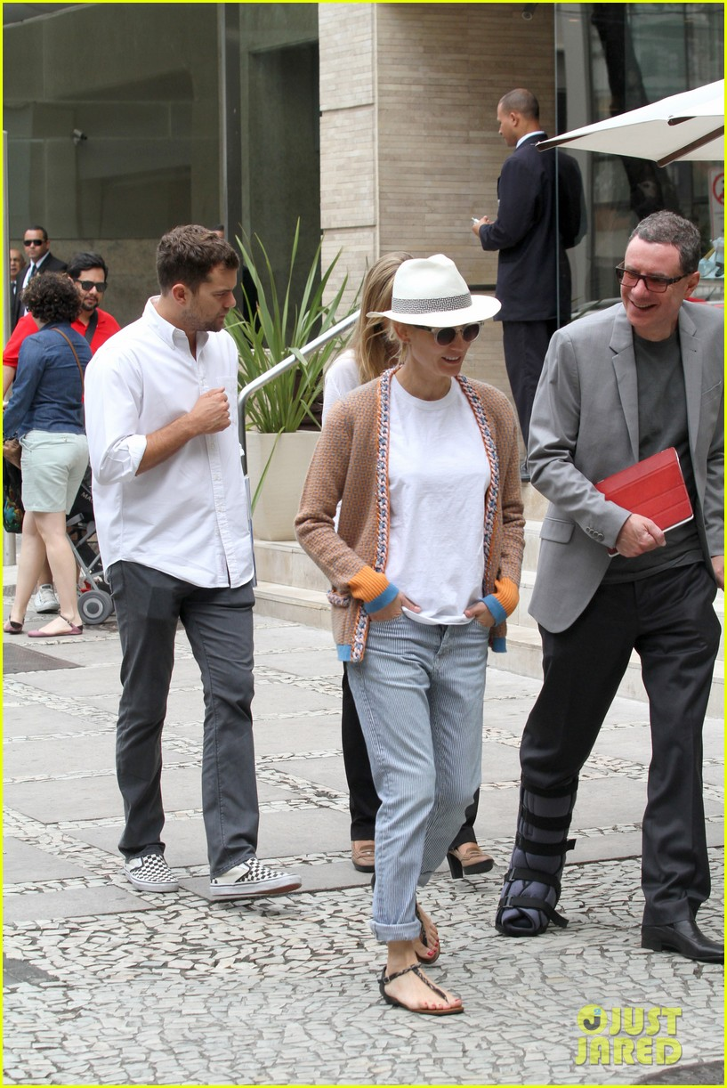 diane kruger joshua jackson lunch with pals in rio 042984279