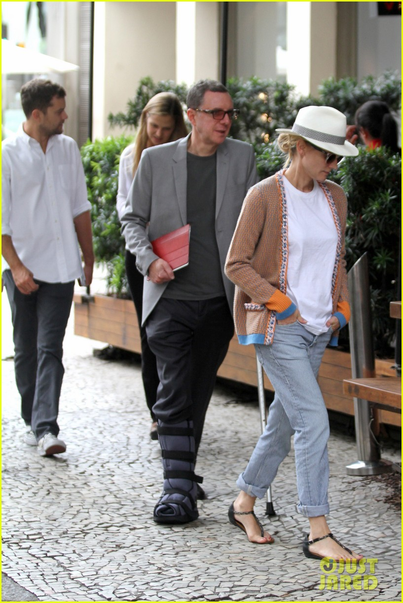 diane kruger joshua jackson lunch with pals in rio 18