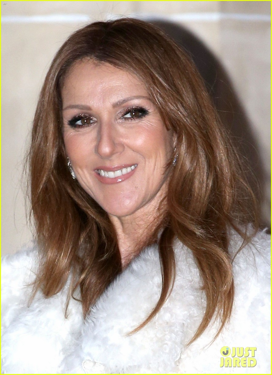 celine dion promotes loved me back to life in france 222992680