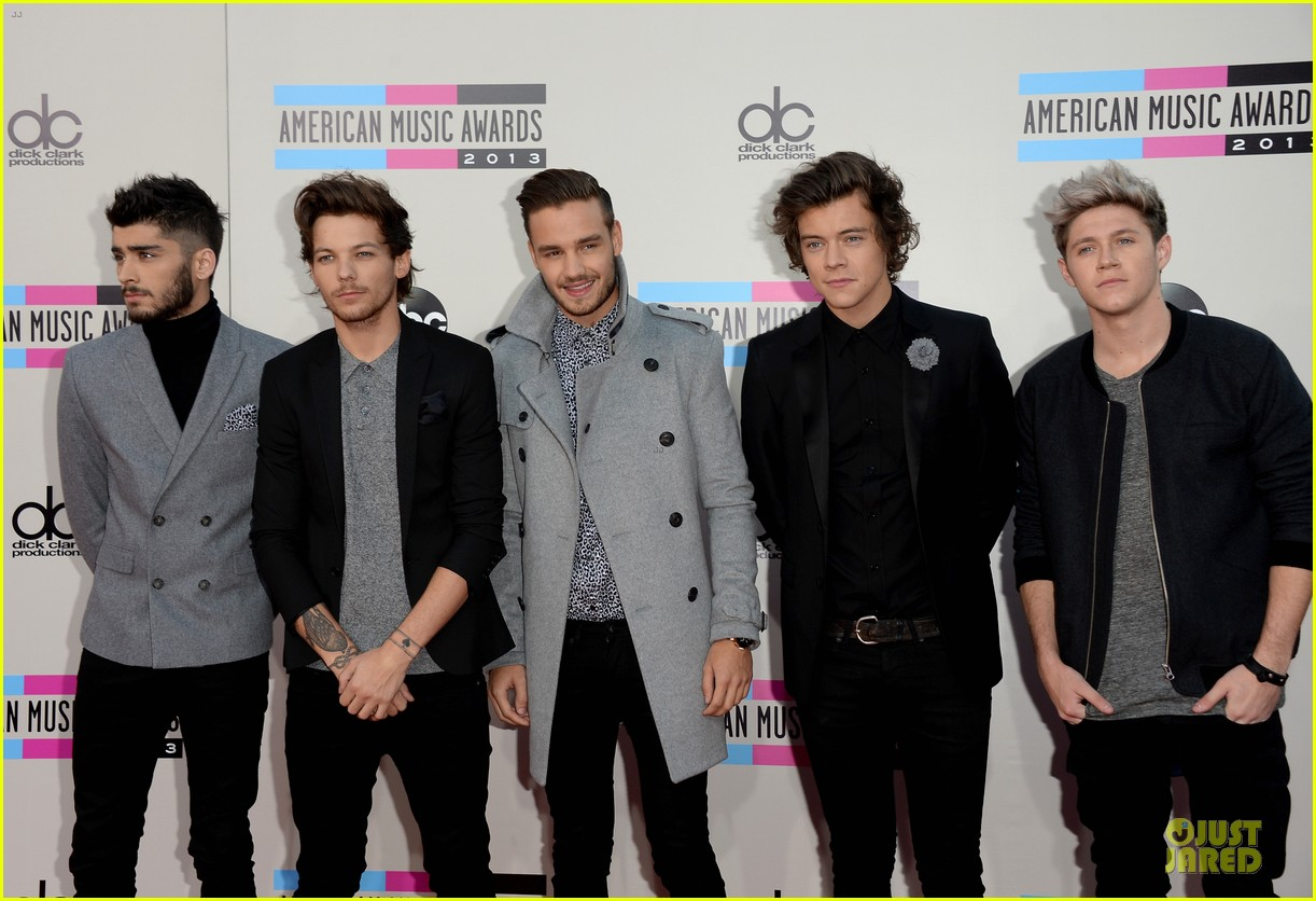 One Direction Amas 2013 Red Carpet Photo 2999264 2013