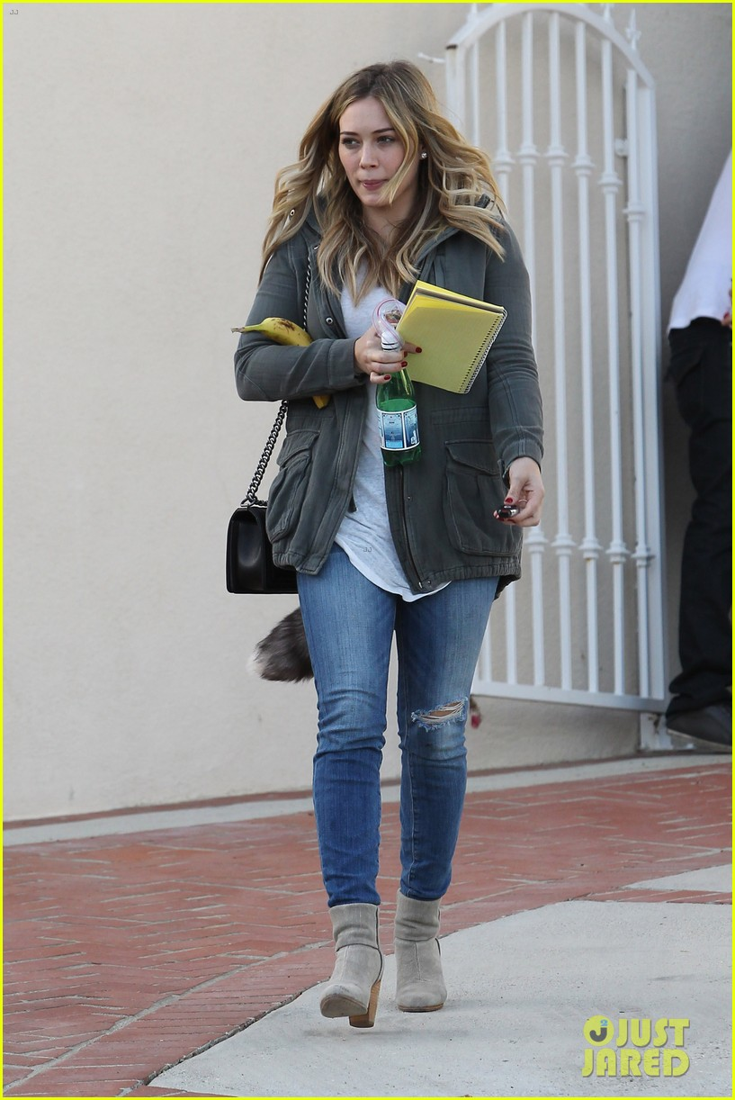 hilary duff only baby im working on is my album 162987574