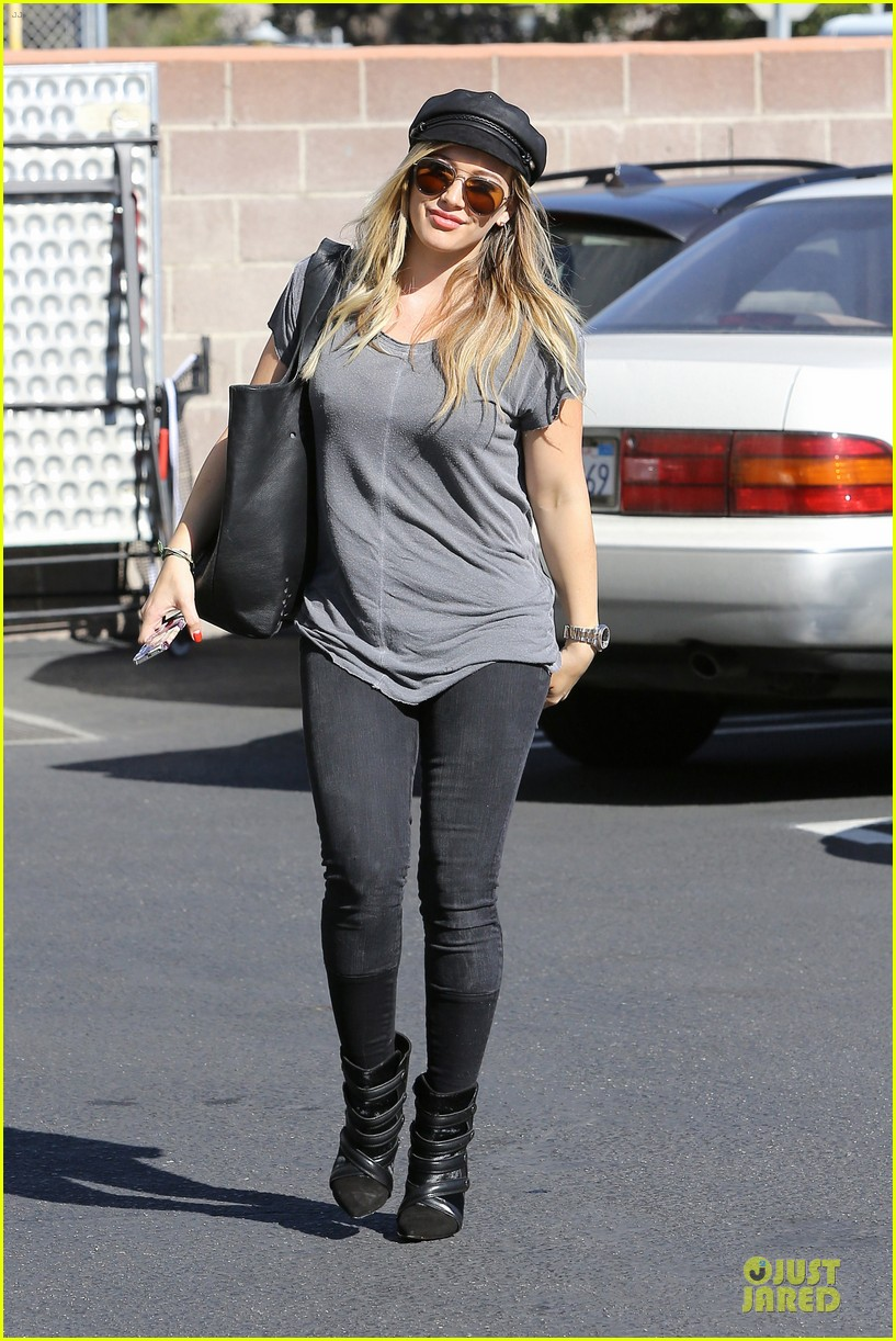 hilary duff i would like to try for a girl 282985144