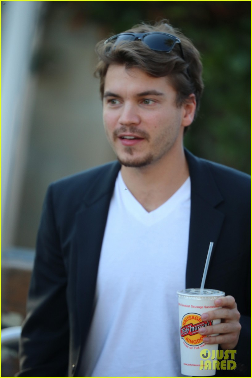 emile hirsch stephen dorff strong actor 042988971