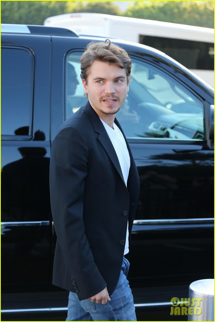 emile hirsch stephen dorff strong actor 172988984