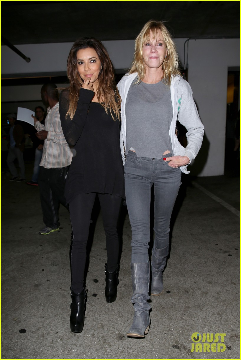 eva longoria melanie griffith enjoy girls night out 052985835