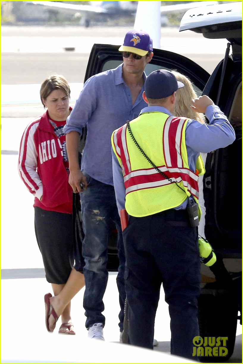 fergie josh duhamel private flight after lacma art film gala 092985926