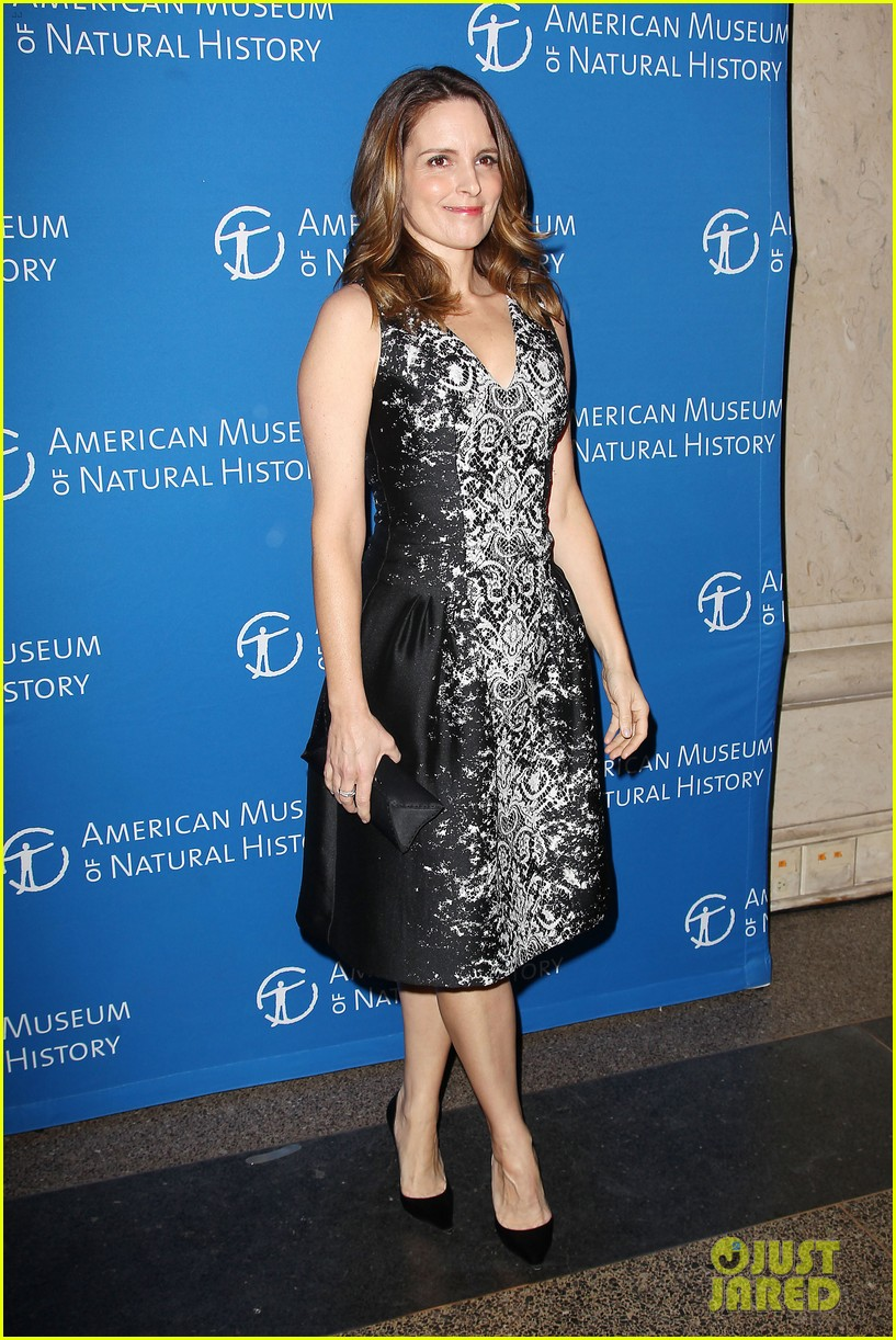 tina fey snl cast museum of natural history gala 2013 282997793