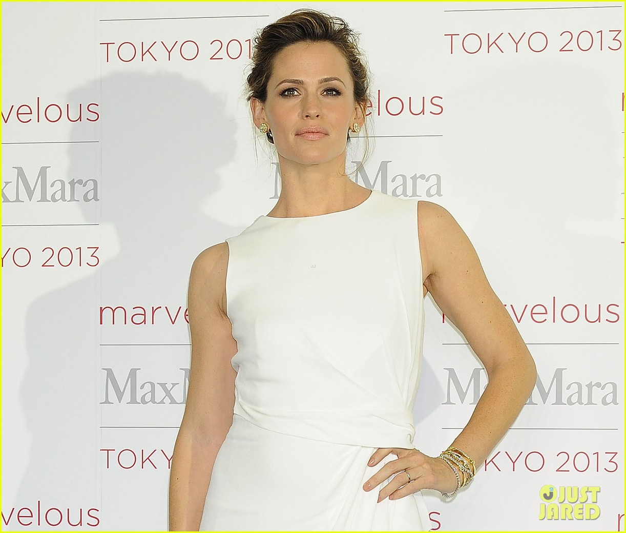 jennifer garner max mara presentation in japan 022986525