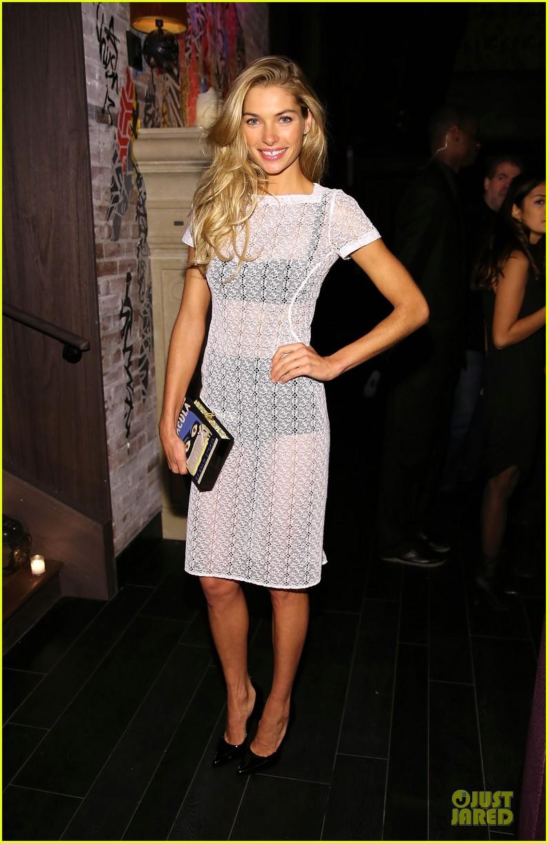 toni garrn karlie kloss victorias secret fashion show after party 2013 052992419