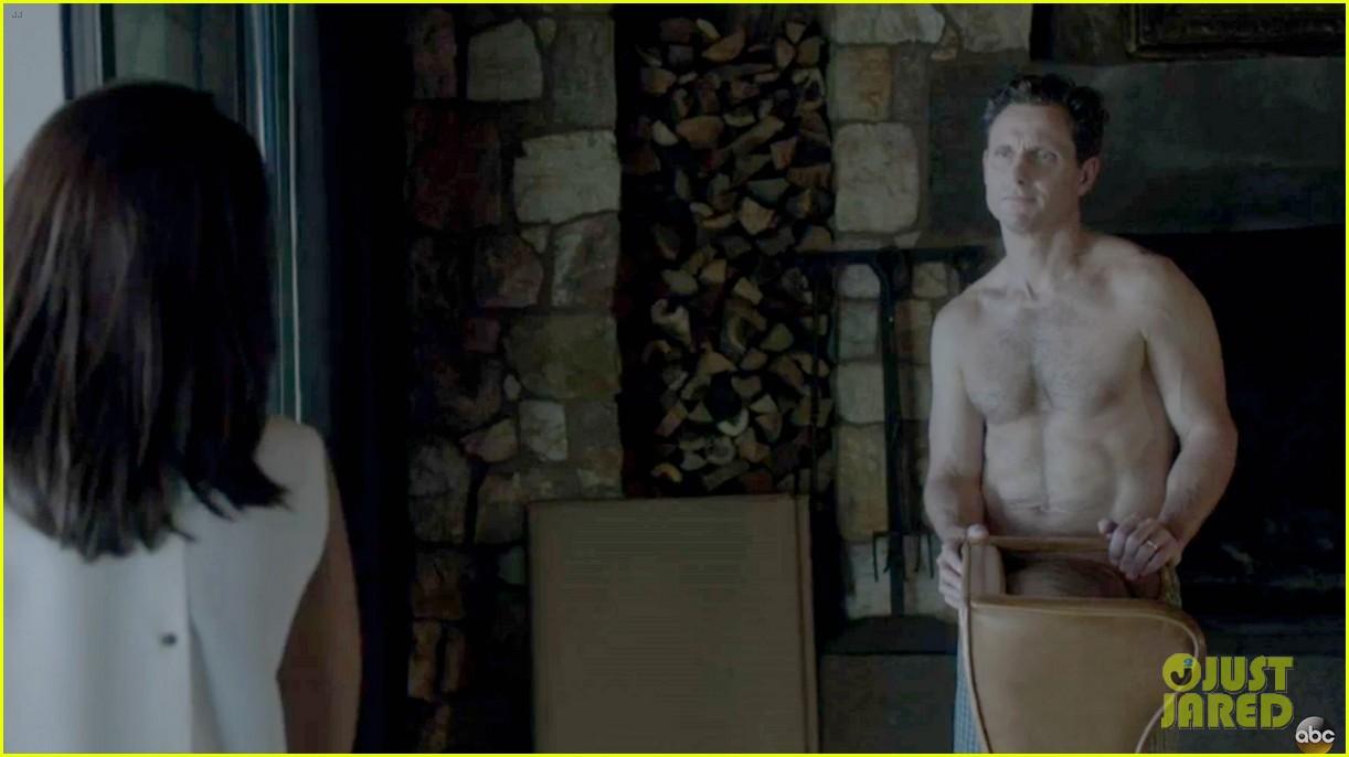 tony goldwyn shirtless pictures scandal 093001903
