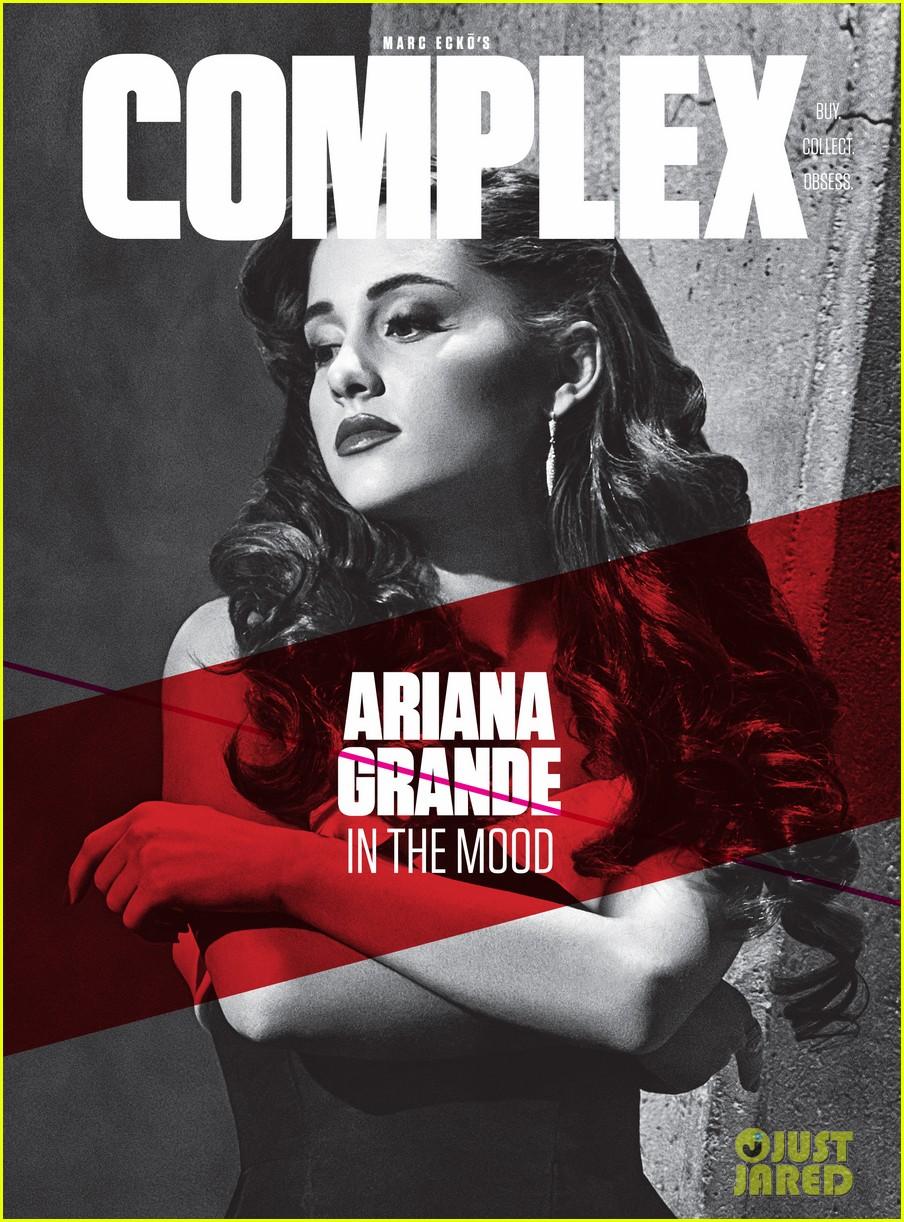 ariana grande covers complex 012987065