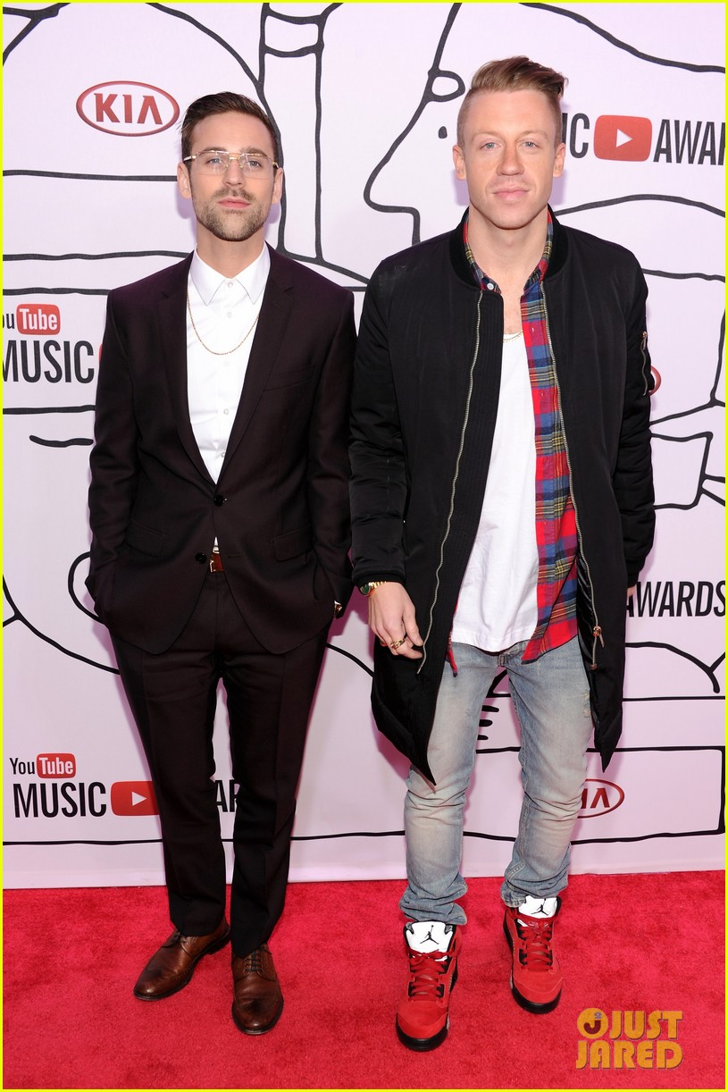 greta gerwig michael cera youtube music awards 2013 012985761