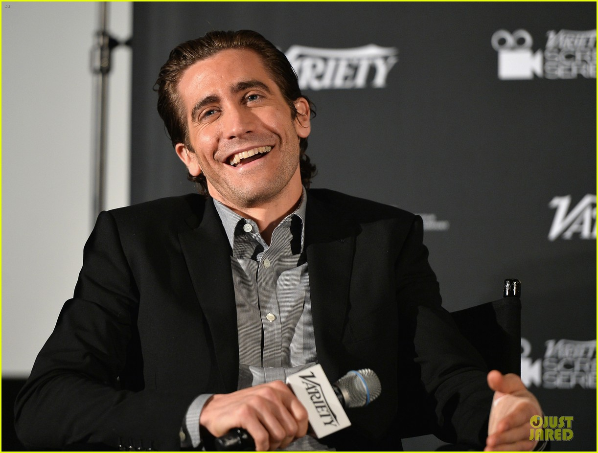 jake gyllenhaal maria bello prisoners variety screening 02