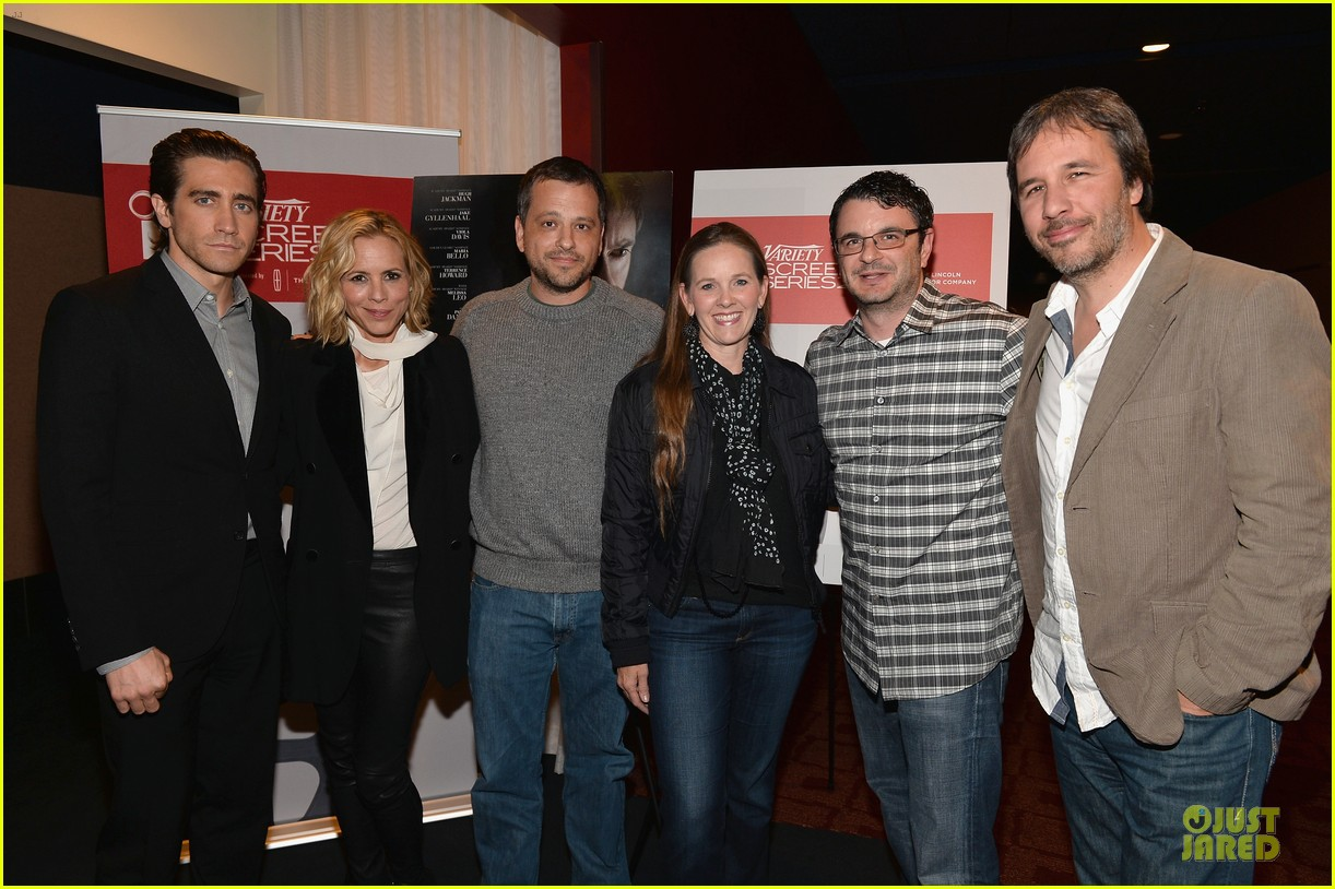 jake gyllenhaal maria bello prisoners variety screening 032993972