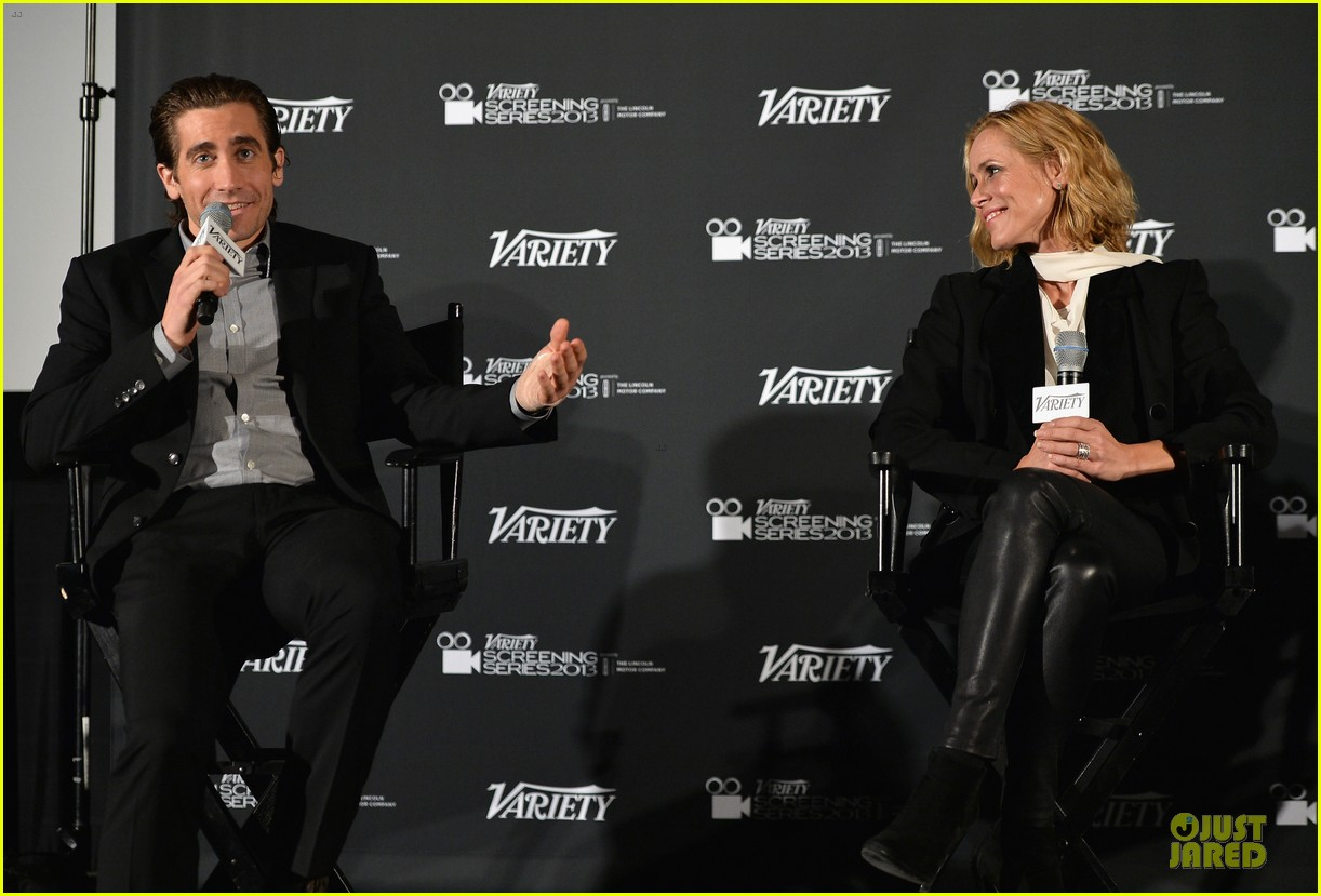 jake gyllenhaal maria bello prisoners variety screening 05