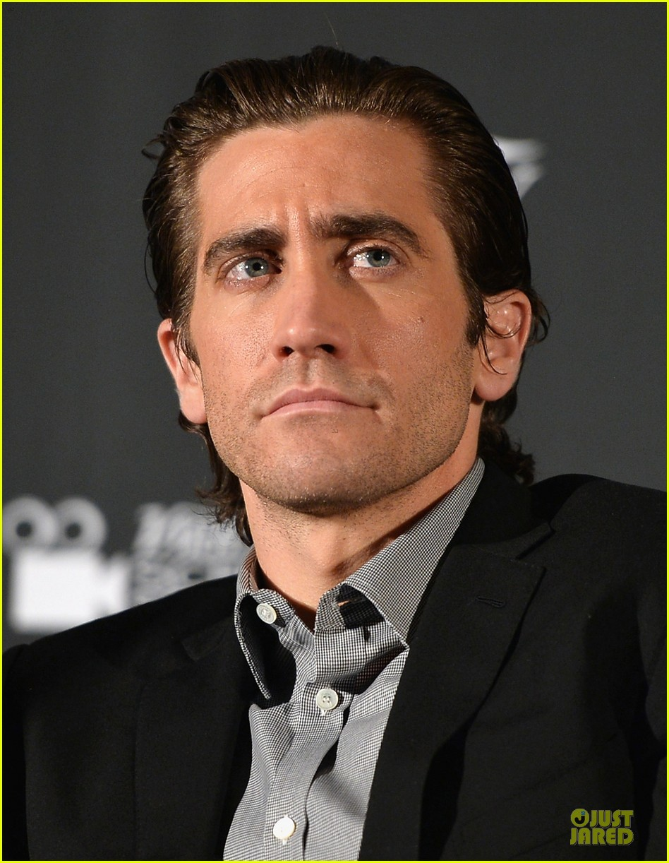 jake gyllenhaal maria bello prisoners variety screening 092993978