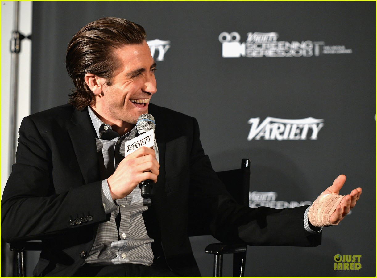 jake gyllenhaal maria bello prisoners variety screening 15