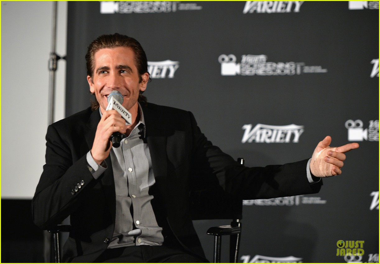 jake gyllenhaal maria bello prisoners variety screening 162993985