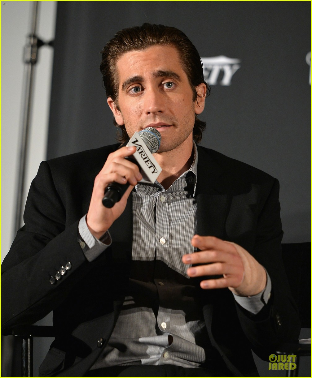 jake gyllenhaal maria bello prisoners variety screening 182993987