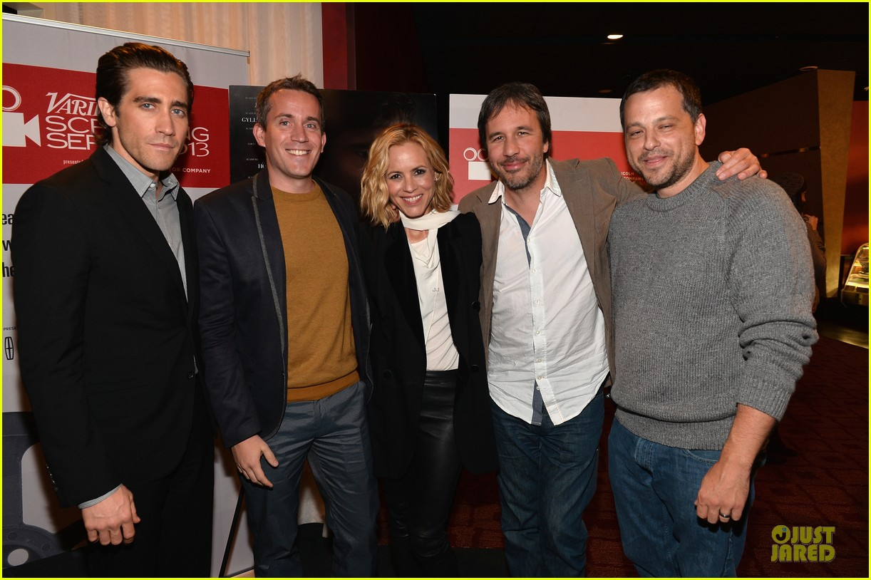 jake gyllenhaal maria bello prisoners variety screening 292993998