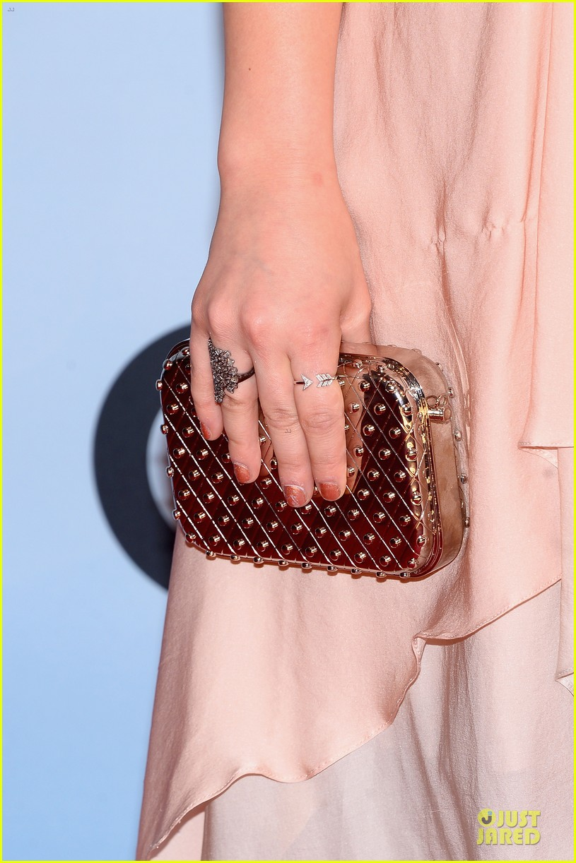 lucy hale colbie caillat cma awards 2013 red carpet 082987232