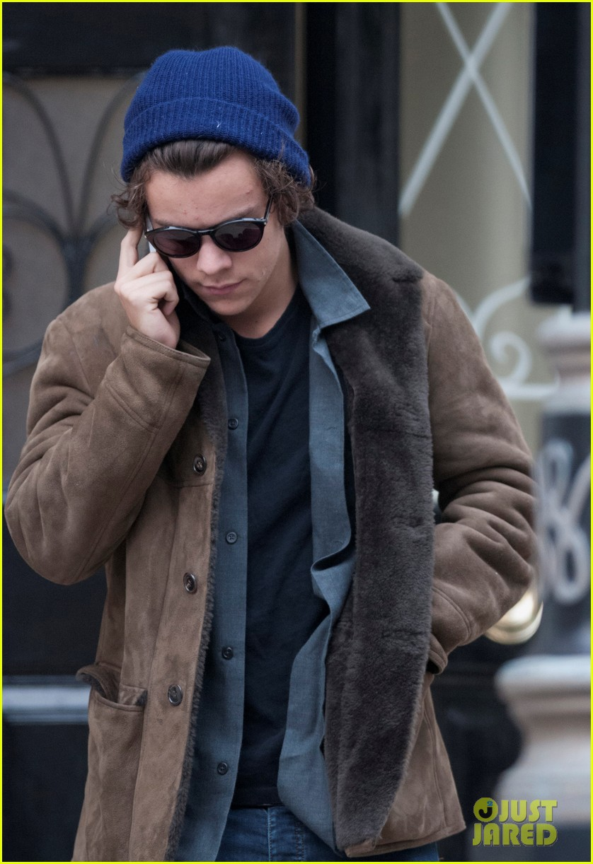 harry styles wishes followers a happy thanksgiving 033002040