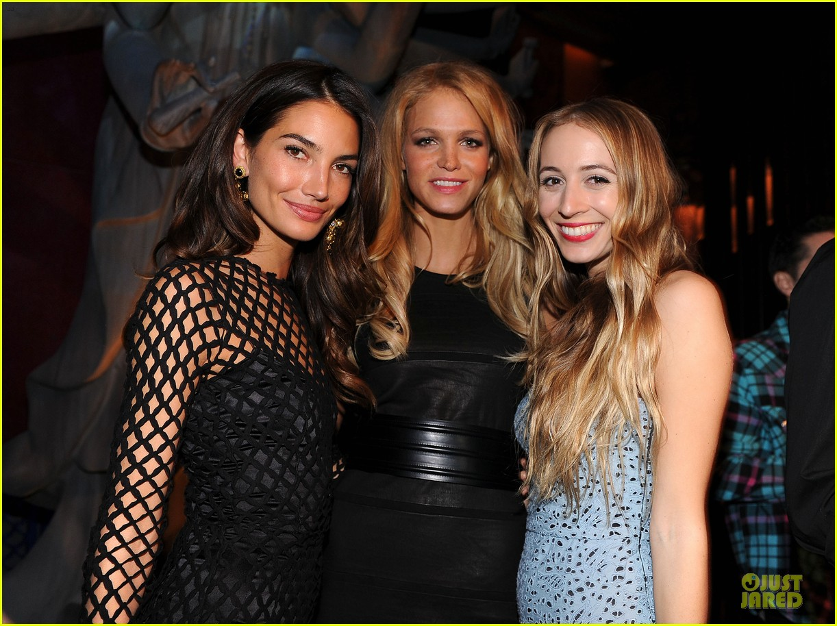 erin heatherton lily aldridge victorias secret fashion show after party 2013 022992427