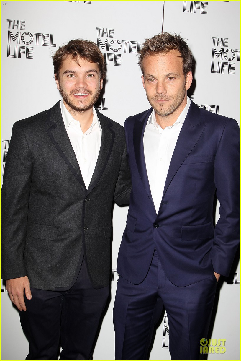emile hirsch stephen dorff the motel life nyc screening 062986233