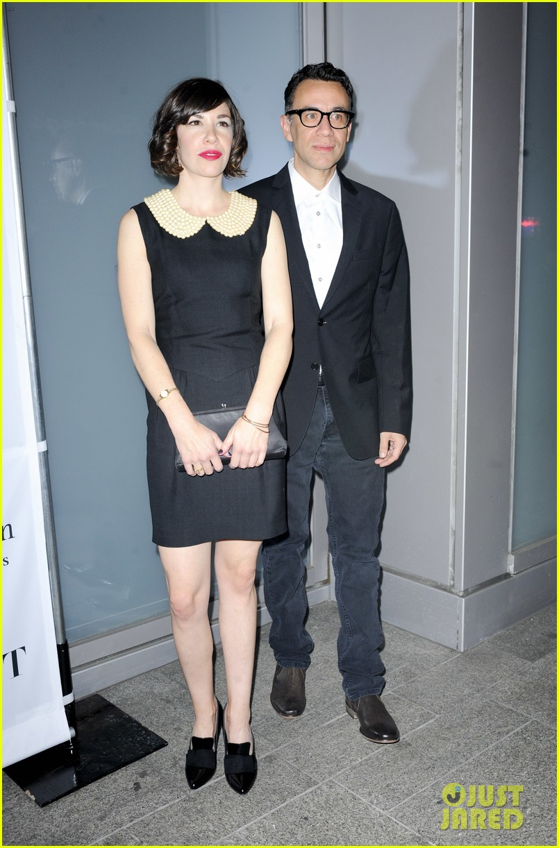 emile hirsch lydie hearst flaunt magazine launch party 032988298